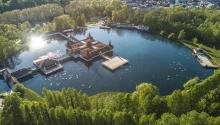 5 éjszakás kikapcsolódás tójeggyel Hotel FIT Hévíz